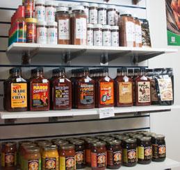 Marinades, Sauces, Seasonings
