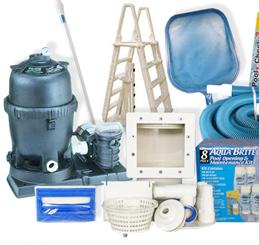 Pool Equipment/Accessories