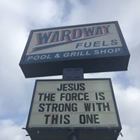 wardway sign